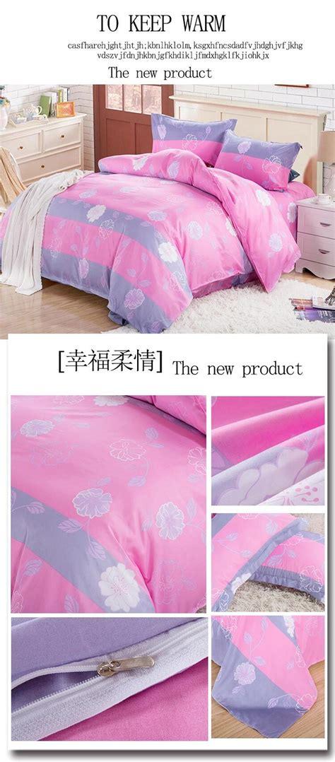 comforter cover twin duvet quilt cover w pillow case cotton bedding set twin