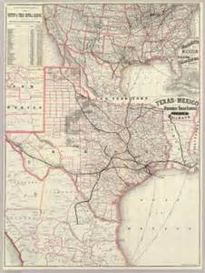 texas central railway map texas and mexico houston and texas central railways houston and texas central railway 1885