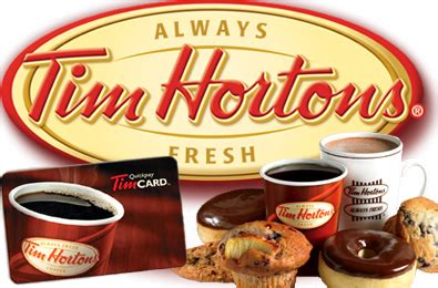 Tim Horton Gift Card - win 100 tim hortons gift card weekly winners free stuff finder canada