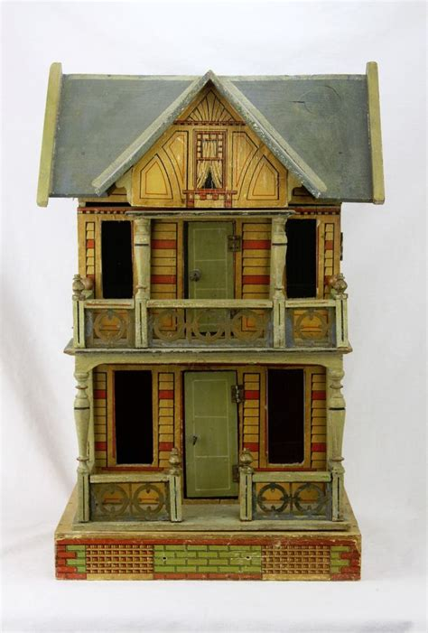 dolls house ebay antique german gottschalk doll house ca1890 ebay