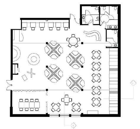 small restaurant floor plan 31 best images about architectural floor plans on