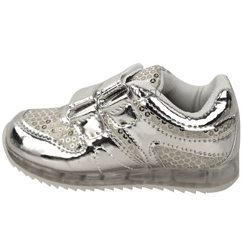 converse light up shoes babies led light up trainers strappy