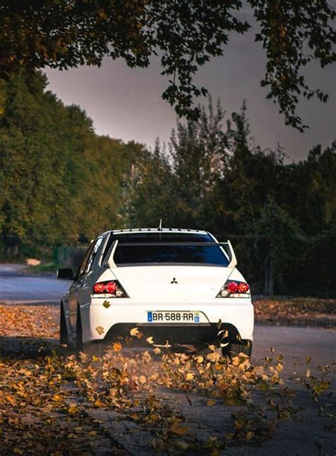 white mitsubishi kavinsky mitsubishi evo evos wedding will and