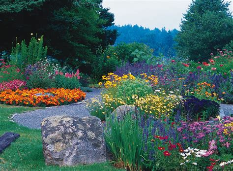 Flower Garden Photos World Flowers Flowers And Trees