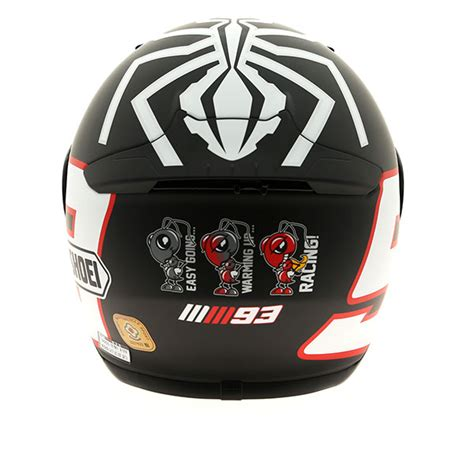 Helm Shoei Ant shoei nxr marquez black ant free uk delivery