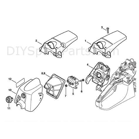 stihl 084 chainsaw parts diagram get wiring diagram