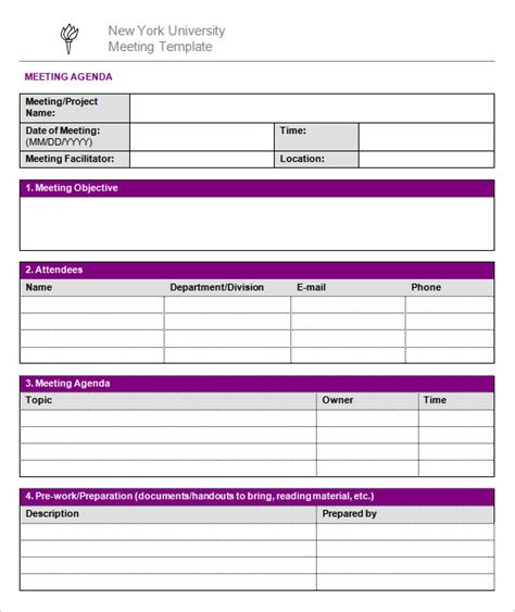 Note Templates 17 Free Word Excel Pdf Format Download Free Premium Templates Project Management Notes Template