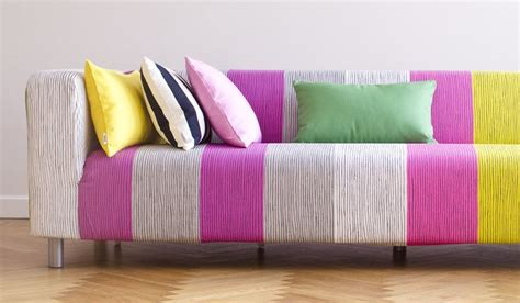 canapé ikea i my klippan upcycle your sofa with a bemz designer