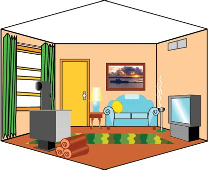 living room clip art living room clipart cliparts