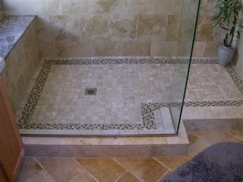 Custom Shower Pan by Custom Shower Pan Bathroom Remodel