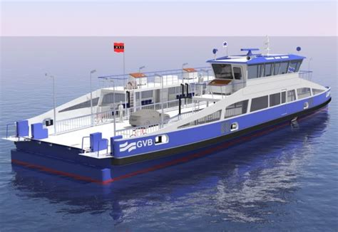 ferry boat jobs uk just four minutes to recharge c job s amsterdam ferries