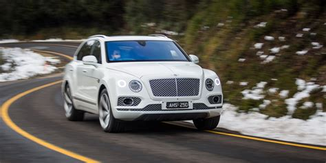 bentley bentayga review  caradvice