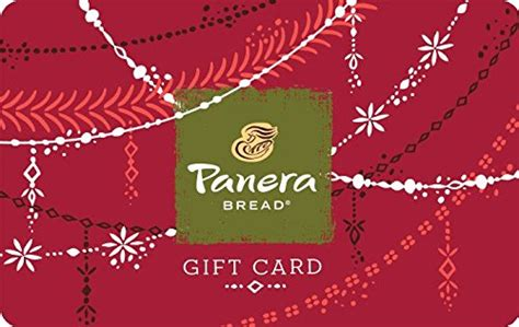 Sell Panera Gift Card - amazon com panera bread garland gift cards e mail delivery gift cards