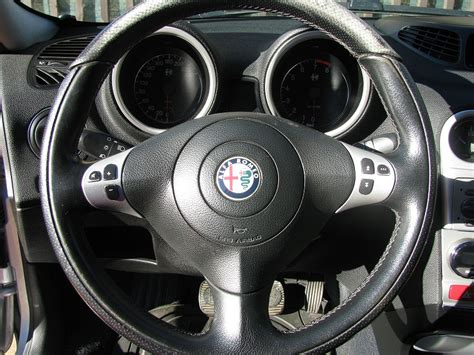 volante alfa 156 alfa 156 sportwagon giugiaro 1 8 spark 2003 rm
