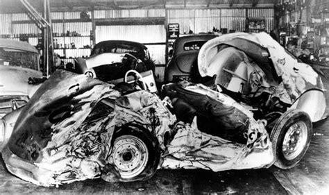 James Dean Porsche Crash by James Dean Could Have Lived After High Speed Car Crash