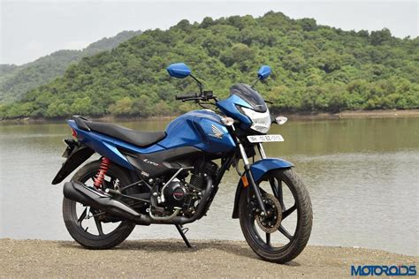 Honda Livo 110 India review : Prudent Panache   Motoroids