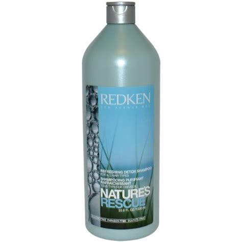 Detox Redken by Redken Nature S Rescue Refreshing Detox Shoo For Unisex