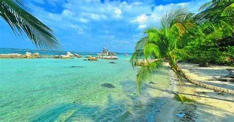 wallpaper pemandangan alam ukuran besar 10 pantai indah di belitung yang wajib dikunjungi