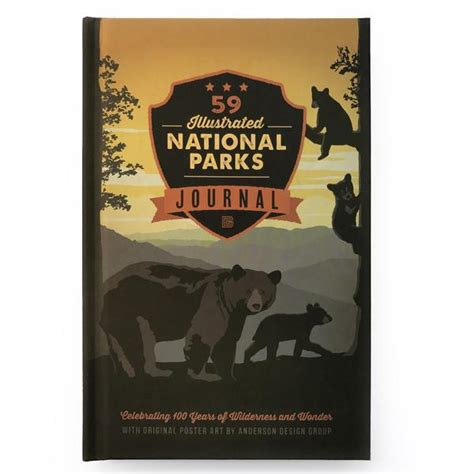 national parks 160 page cover coffee table book