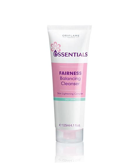 oriflame essentials fairness balancing cleanser buy