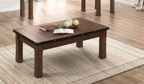 homelegance living room coffee table homelegance frieda