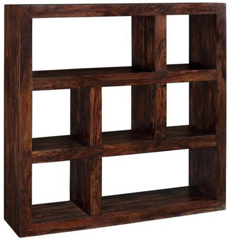 bookcase furniture contemporary solid wood bookshelf four