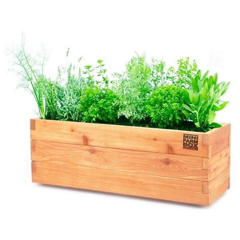 Balcony Planter Box Rolling Balcony Planter Eartheasy