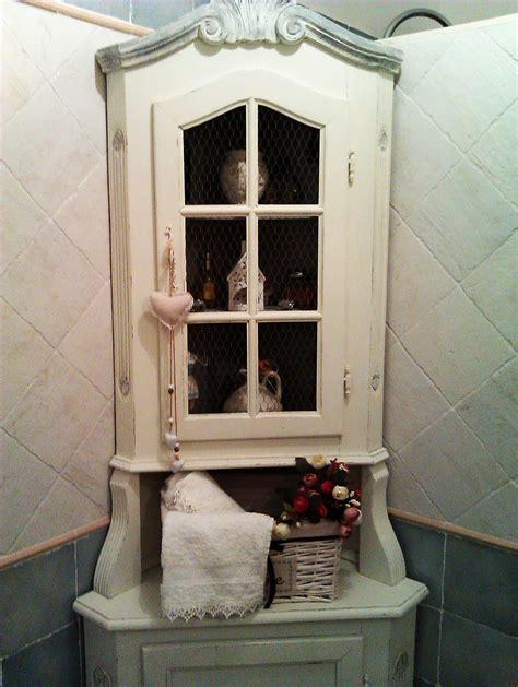 bagno stile shabby scaffale porta oggetti da bagno in stile shabby il