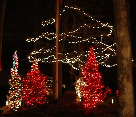 backyard christmas lights 25 christmas yard decorations ideas for this year