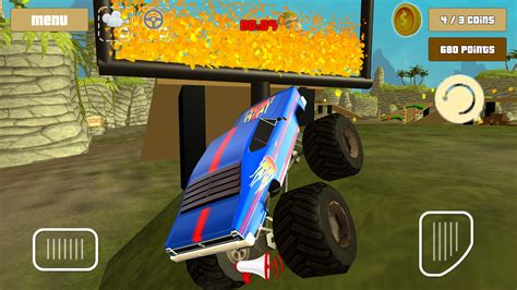 3d monster truck racing monster truck racing hero 3d android apps on google play