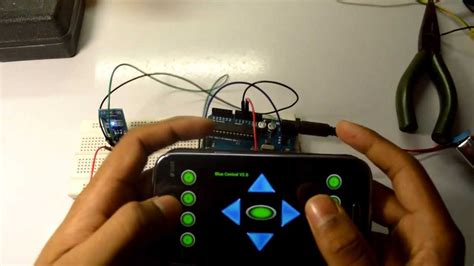 tutorial arduino bluetooth android arduino bluetooth control with android doovi