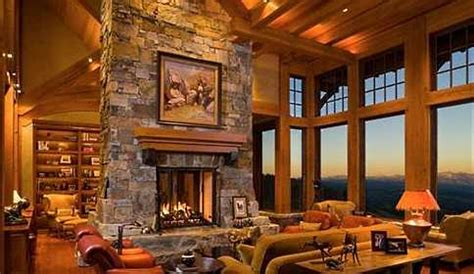 Manufactured Homes Interior Design by Stacked Stone Fireplace Pictures Simply Stupendous