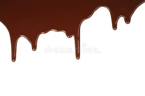 Melting chocolate dripping stock photo. Image of cream ... Dripping Chocolate Background