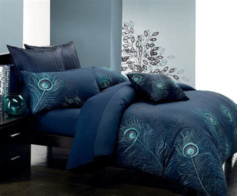 Peacock Bedroom Set | peacock bed set 11 must have peacock design items