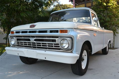 1966 Ford F100 For Sale by Vin Location 1966 Ford F100 Autos Post