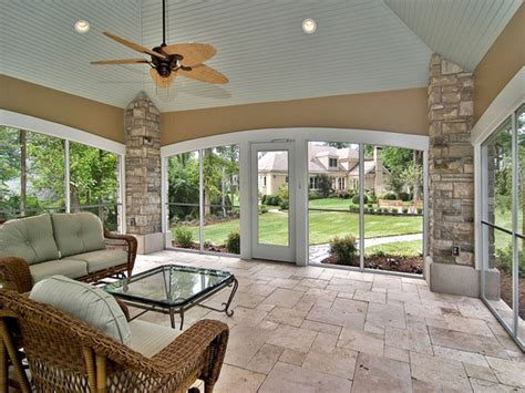 outdoor enclosed patio ideas enclosed back yard patio