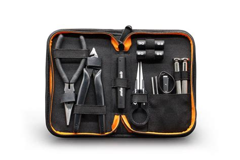 Vape Tool Kit best vape tool kits for diy coil building geekvape