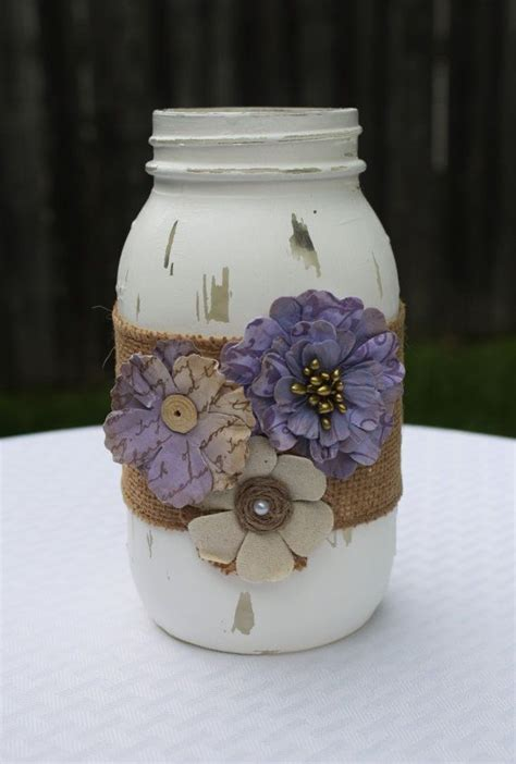 wedding centerpieces with jars best 25 jar burlap ideas on ideas with