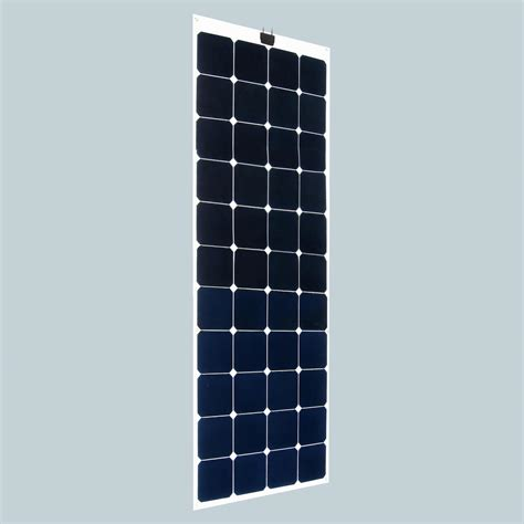 light weight solar panels monocrystalline solar panel 120w flex 120 leading edge turbines power solutions