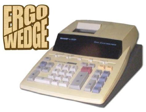 Shelf Calculator by Stands Shelves Ergo Wedge Calculator Telephone Stand
