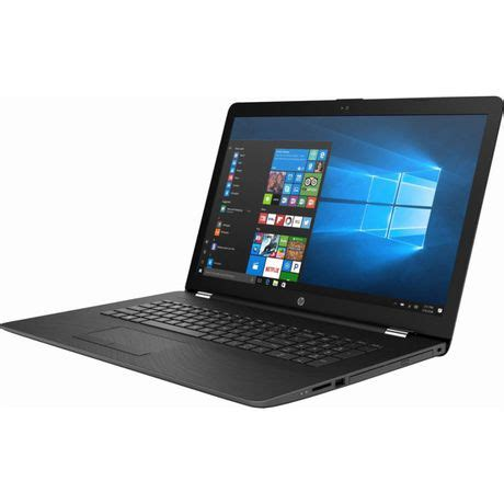 """refurbished hp 2pe35uar#aba 17 bs049dx 17.3"""" notebook with"""