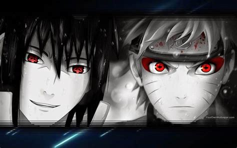 wallpaper keren naruto dan sasuke 25 wallpaper gambar foto sasuke dan naruto aktual id