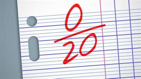 zero to one notes pourquoi le ministre de l 233 cole veut il interdire les mauvaises notes