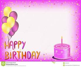 birthday wish card happy birthday greeting card a happy