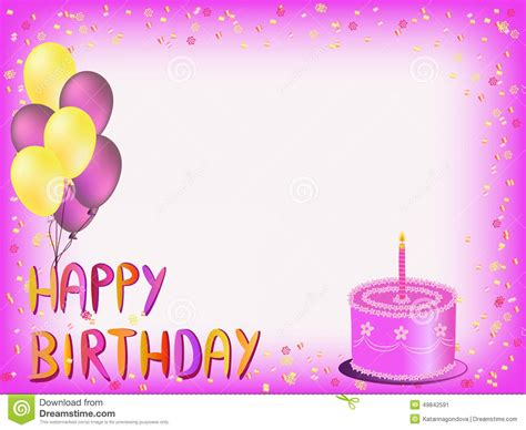 Free Happy Birthday Wish To N Birthday Card Greeting Free Birthday Wish Card Short And