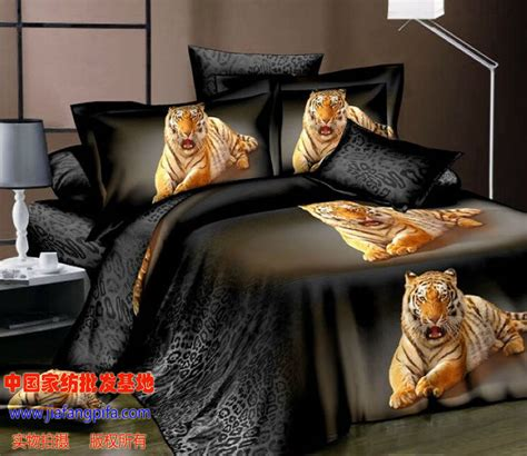 tiger print bedding comforter sets queen size duvet cover