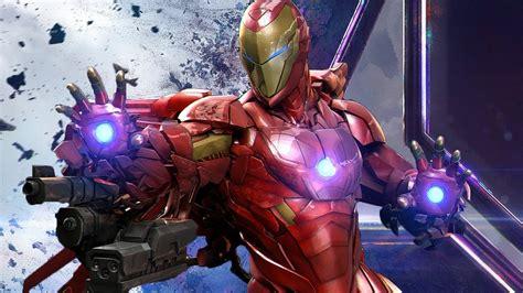iron man suit avengers endgame model prime armor