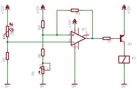 ntc thermistor hysteresis a simple yet reliable thermostat