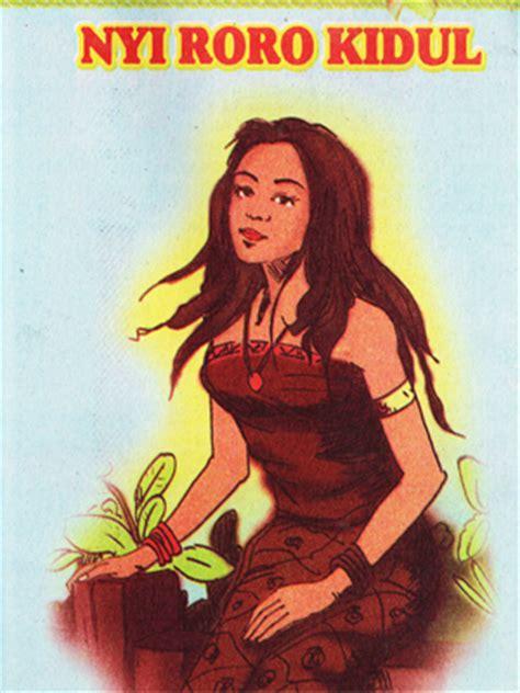 Rakyat Nusantara Nyi Roro Kidul nyi roro kidul dongeng anak