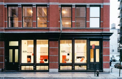 home design stores in nyc soho s moma store may shutter because it can t afford the
